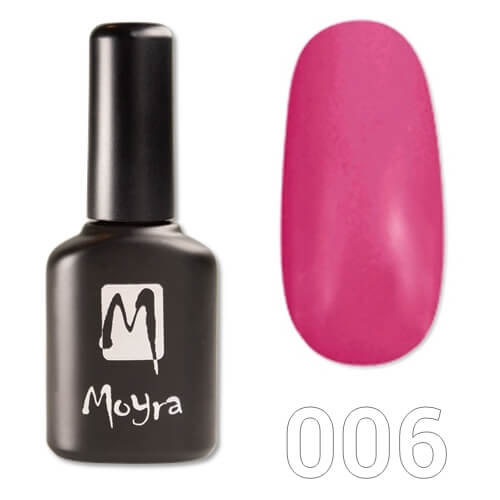 Moyra Lakkzselé color 10ml No. 006