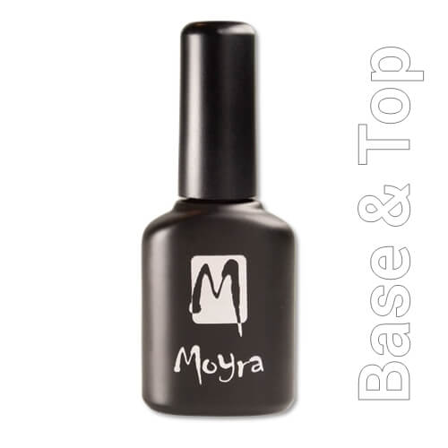 .Moyra Lakkzselé Base & Top 10 ml