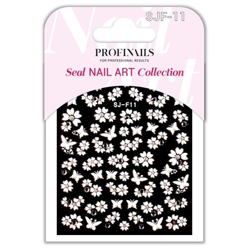 .Profinails Seal Nail Art matrica No-09-SJF-11