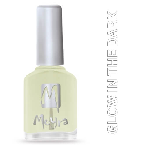 .Moyra Glow in the dark körömlakk 12 ml