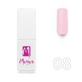 Moyra mini lakkzselé 5,5 ml  No. 08