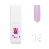 Moyra mini lakkzselé 5,5 ml  No. 18