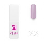 Moyra mini lakkzselé 5,5 ml  No. 22