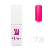 Moyra mini lakkzselé 5,5 ml  No. 26