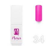 Moyra mini lakkzselé 5,5 ml  No. 34