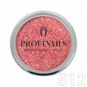 Profinails Cosmetic Glitter No. 512