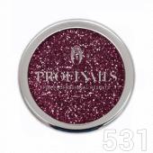 Profinails Cosmetic Glitter No. 531