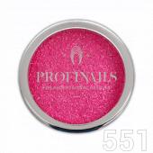 Profinails Cosmetic Glitter No. 551