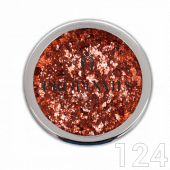 124 - Red Brown