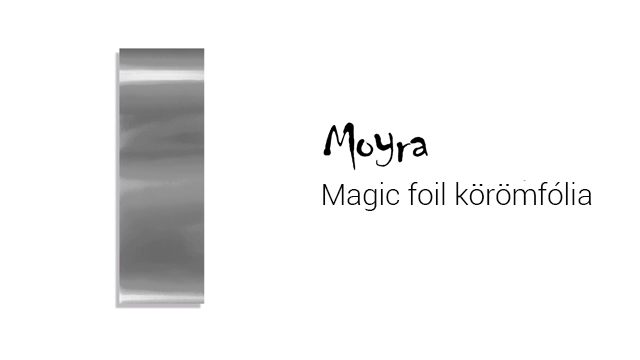 Magic Foil körömfólia
