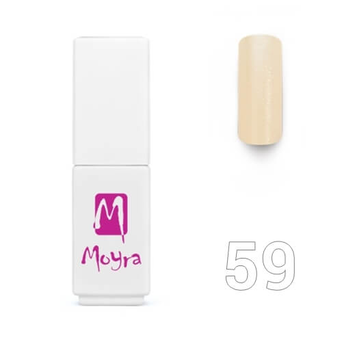 Moyra mini lakkzselé 5,5 ml  No. 59