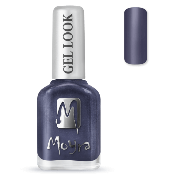 Moyra Gel look körömlakk 12 ml  No.1002