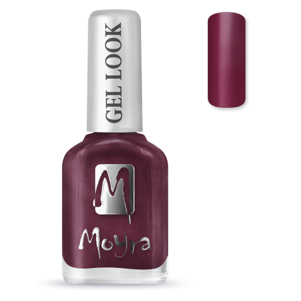 Moyra Gel look körömlakk 12 ml  No.1003