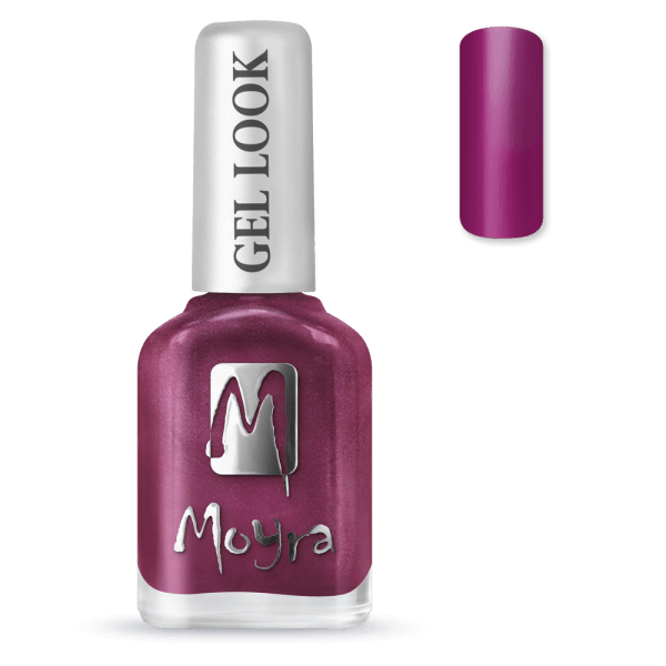Moyra Gel look körömlakk 12 ml  No.1004