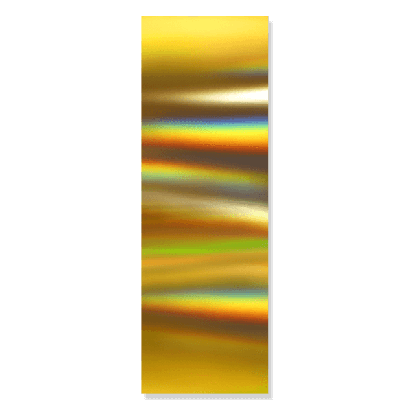 Easy Transfer Foil No. 05 Holographic Gold