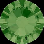 Swarovski elements #2058   ss5 Colors  20db Fern Green