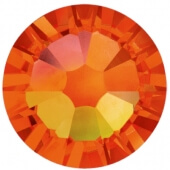 Swarovski elements #2058   ss5 Colors  20db Fire Opal