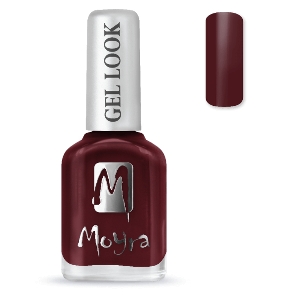 Moyra Gel look körömlakk 12 ml  No. 908