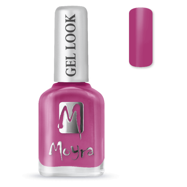 Moyra Gel look körömlakk 12 ml  No. 909