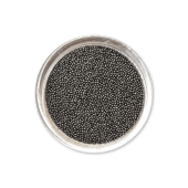 Moyra szórógyöngy mini 5g No.07 Graphite