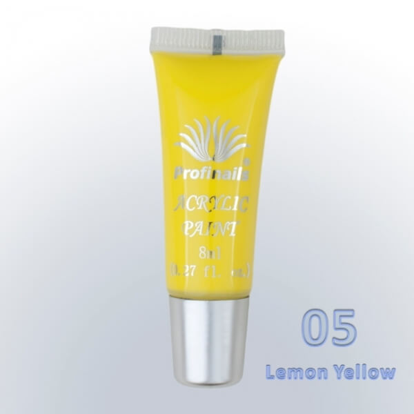 No.  05 lemon yellow