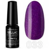 Profinails LED/UV lakkzselé 6 g No. 033
