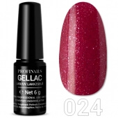 Profinails LED/UV lakkzselé 6 g No. 024