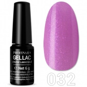 Profinails LED/UV lakkzselé 6 g No. 032